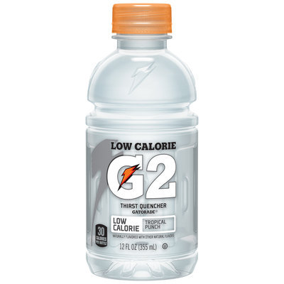 Gatorade® G® Series G2® Perform Low Calorie Tropical Punch Thirst Quencher 12 fl. oz. Bottle