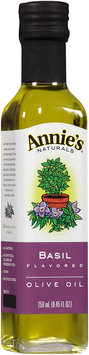 Annie's® Naturals Basil Flavored Olive Oil