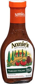 Annie's Naturals® Tuscany Italian Dressing 8 fl. oz. Bottle