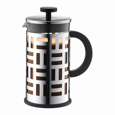 Bodum Eileen French Press Coffee Maker Color: Off-White, Size: 34 oz.