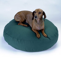 O'donnell Industries Snoozer Round Pillow Bed - Extra Large/Medium Blue