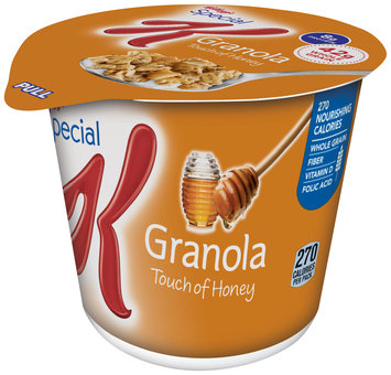 Special K® Kellogg's Granola Touch of Honey