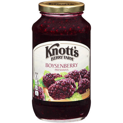 Knott's Berry Farm® Boysenberry Preserves 32 oz. Jar