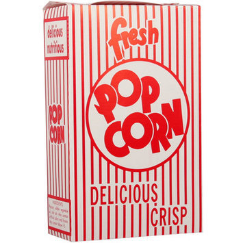 Snappy Popcorn 1E Close Top Popcorn Box 100 Case 5 Pound HHK0KWTI8-1614
