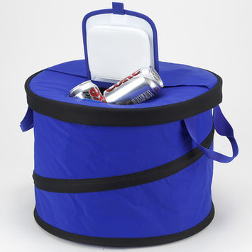 Picnic at Ascot - Collapsible Party Tub Cooler - Royal Blue