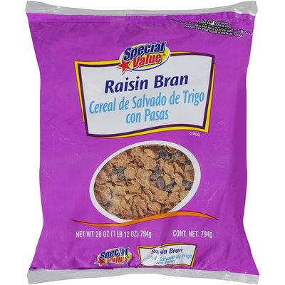 Special Value® Raisin Bran Cereal