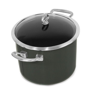 Chantal Copper Fusion 8 qt. Stockpot with Lid