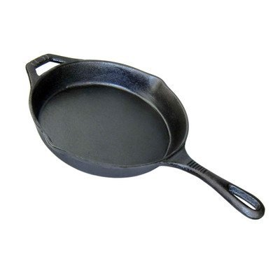 Parasia International Man Law MAN-CP2 Cast Iron Skillet 10 In.