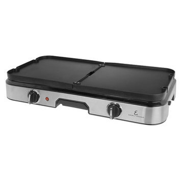 Emeril 3-in-1 Reversible Grill and Griddle