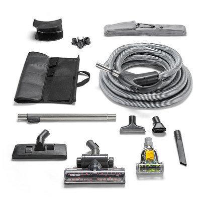 Gv Quiet Deluxe Central Vacuum Kit