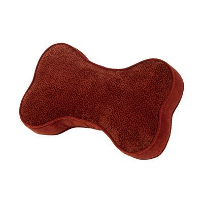 Bowsers Pet Products 7889 19 in. x 11 in. x 3 in. Bone Sofa Pillow Cherry Bones