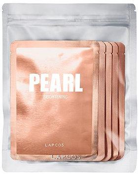 LAPCOS Pearl Brightening DailySkin Facial Sheet Mask