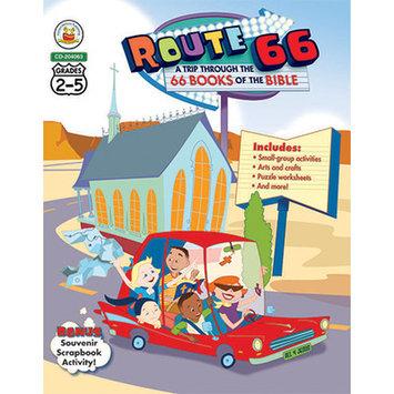 Carson-dellosa Publishing Route 66 A Trip Through The 66