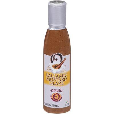 Ortalli Balsamic Mustard Glaze 5.07 fl. oz. Bottle