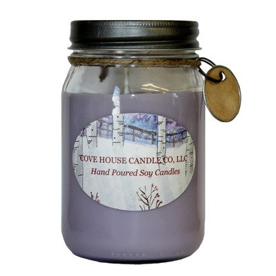 Covehousecandleco Sweet Pea Jar Candle