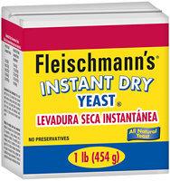 Fleischmann's® Instant Dry Yeast