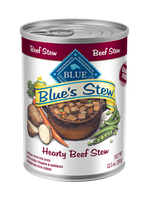THE BLUE BUFFALO CO. BLUE™ Blue's Stew® Hearty Beef Stew For Adult Dogs