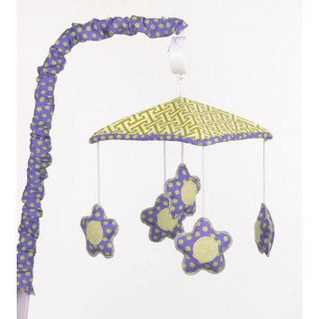 Cotton Tale Designs Periwinkle Mobile