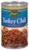 Haggen W/Beans Turkey Chili 15 Oz Can