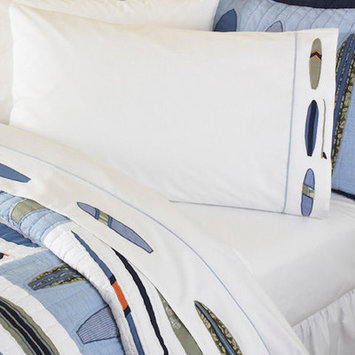 Pem America Catch a Wave Twin Sheet Set