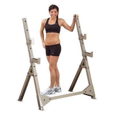 Body-Solid BFPR10 Best Fitness Olympic Press Stand