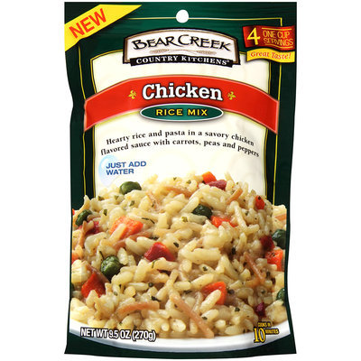 Bear Creek Country Kitchens® Chicken Rice Mix 9.5 oz.