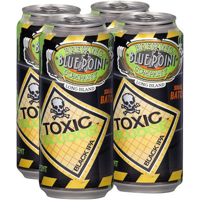 Blue Point Brewing Company™ Toxic Sludge™ Black IPA 4-1 pt. Cans