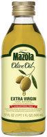 Mazola Extra Virgin 100% Natural Olive Oil 17 Oz Glass Bottle