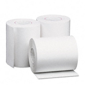 Universal Battery Universal Single-Ply Thermal Paper Rolls, 50/Carton