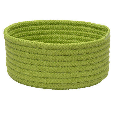 Colonial Mills Pet Storage Basics Bright Green 12