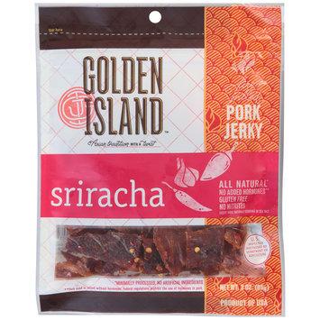 Golden Island™ Sriracha Pork Jerky 3 oz.