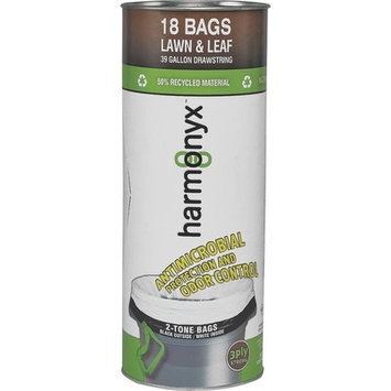 Harmonyx 39 gal. Lawn and Leaf Trash Bags (10-Count)
