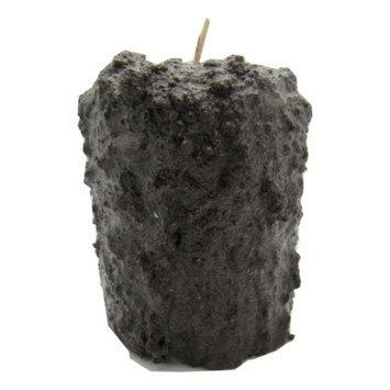 Starhollowcandleco Apple Butter Pillar Candle Size: Tall Fatty 6.5