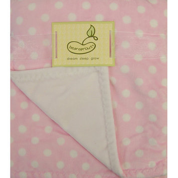 Beansprout Supersoft Boa Blanket Pink - PEM-AMERICA, INC.
