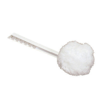 Carlisle Bathroom Cleaning Supplies 12 in. Nylon Bowl Brush (100-Pack) 3623802