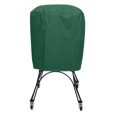 KoverRoos 63061 Weathermax X-Large Smoker Cover Forest Green - 24 Dia x 34 H in.