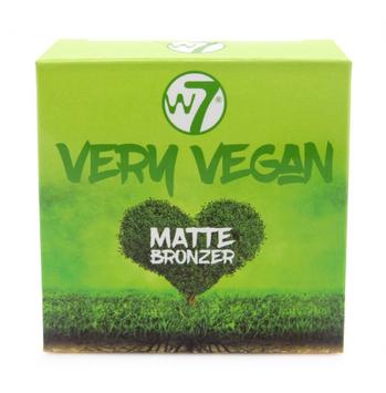 W7® Very Vegan Matte Bronzer