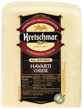 Kretschmar® Premium Deli Cheeses Havarti