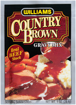Williams Country Brown Gravy Mix 1 oz. Packet