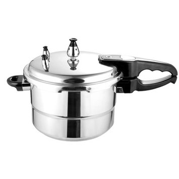 Meglio Stovetop Pressure Cooker Size: 9.5 Quart
