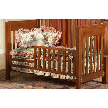 Pali Arezzo Toddler Bed Conversion Rail Set Finish: Vintage Cherry
