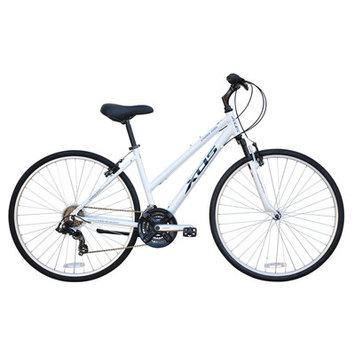 Beachbikes Women's Cross 200 21-Speed Hybrid Bike Frame Size: 38cm