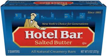 Hotel Bar® Salted Butter 8 oz. Box