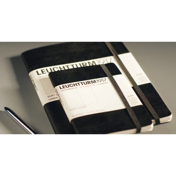 Leuchtturm Pocket Soft Cover Notebook Page Type: Plain