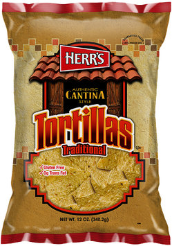 Herr's® Authentic Cantina Style Tortilla Chips
