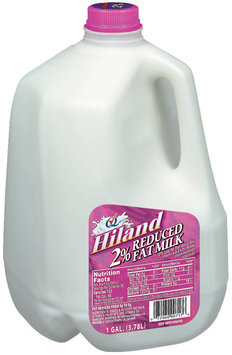 Hiland 2% Reduced Fat Milk