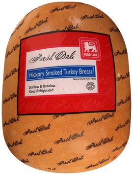 Food Lion® Fresh Deli Hickory Smoked Turkey Breast Pack