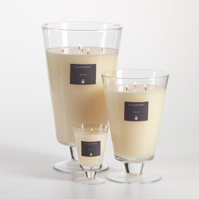 Zodax Illuminaria Small Candle Jar - Set of 2