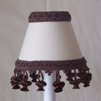Silly Bear Chocolate Muffin Mix Table Lamp Shade