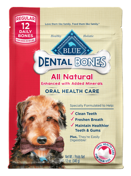 THE BLUE BUFFALO CO. BLUE™ Dental Bones™ Regular Size